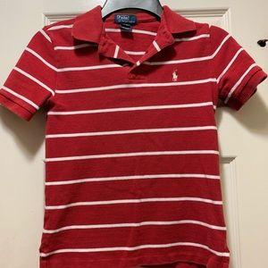 Boys Ralph Lauren Polo shirt, size 8